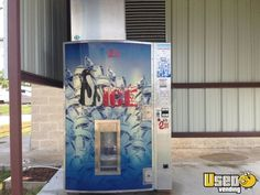 New Listing: http://www.usedvending.com/i/Mini-XL-Automated-Free-Standing-Ice-Vending-Machine-for-Sale-in-Texas-/TX-A-738P Mini XL Automated Free Standing Ice Vending Machine for Sale in Texas!!!