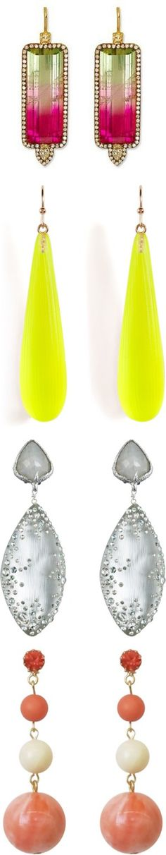 """""""earring love"""" by astridmueller ❤ liked on Polyvore"""