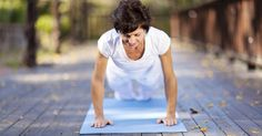 Pushups are effective arm and upper-body exercises that can be performed by women of all ages, including women over 50. If you can't do a toe pushup, you can start with modified pushups on your knees. Triceps kickbacks and body weight dips also exercise your upper arms, with emphasis on the hard-to-reach triceps muscles.