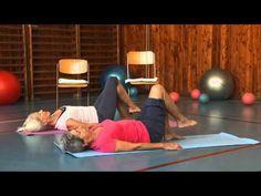 Kyčelní kloub - Cvičením proti bolesti - 5. díl - YouTube