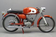 Eysink 1968 Super Sprint 1 cyl ts - Yesterdays 50cc Moped, Moto Cafe, Old Motorcycles, Cool Bikes, Motorbikes, Automobile, Scooters, Vehicles, Classic
