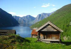 Fyords of Norway