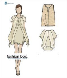 Fashion Box Women's Knitwear - S/S 2014 - Womenswear - Styling ...