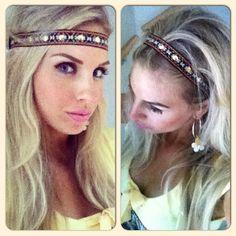 Ibiza haarband _ Ibiza headband
