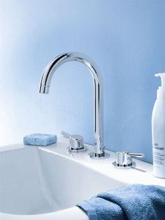 grohe concetto single lever basin mixer preston hardware. Black Bedroom Furniture Sets. Home Design Ideas