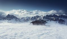 South Tyrolean Alps, Vienna - Austria by 23 year old photographer Lukas Furlan