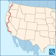 Coast Starlight - the Train from Los Angeles (LAX) to Seattle (SEA) through San Francisco | Amtrak