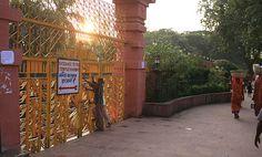 Entrance Left Sun