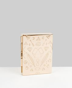 We are IN-LOVE with these new gold Cigarette /  Card cases! Super luxe with a secret message inside. #BingBangxUO