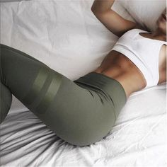 Women's Spandex-Blend Yoga Pants