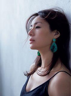 井川遙 - Harura Ikawa - Ikawa Taki very sexy looking Beautiful Japanese Girl, Cute Japanese, Beautiful Girl Image, Japanese Beauty, Beautiful Asian Women, Asian Beauty, Beautiful People, Asian Woman, Asian Girl