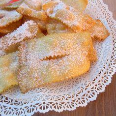Crostoli veneti (galani) | Formine e Mattarello
