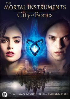 The Mortal Instruments: City Of Bones. Just watch it 2hrs 12minutes...worth viewing!