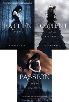 The Fallen Series ~ Lauren Kate...Good, good, good!!!!!