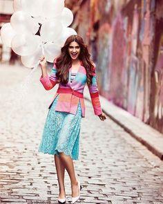Happy Birthday Sonam [Tap for Credits] - @vogueindia  #bollywood #style #fashion #beauty #bollywoodstyle #bollywoodfashion #indianfashion #celebstyle #sonamkapoor #chanel #nicholaskirkwood