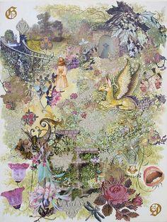 """Alice in Wonderland""-G | by Gali-Dana"