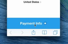 Improve the payment experience with animations — Medium