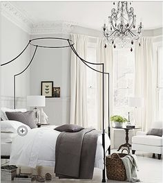 Bed, Styling, Layout
