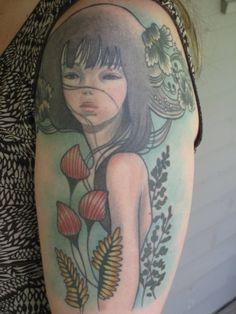 Audrey Kawasaki piece