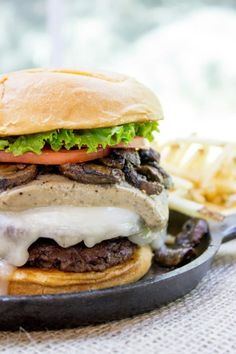 Truffle Mousse Burgers | Community Post: 15 Delicious Burgers That Went Beyond The Call Of Duty