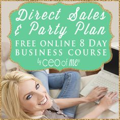 Home party plan business
