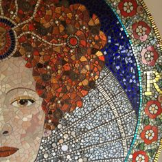Becky Paton mosaics - Crafts Council