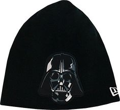 Star Wars Darth Vader Oversized New Era Knit Hat -- Want to know more, click on the image.