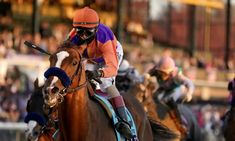 Breeders' Cup: Authentic wins Classic at Keeneland with John Velazquez--His first Classic win!   The Guardian Ryan Moore, Bob Baffert, Breeders Cup Classic, Derby Winners, Tom S, Thoroughbred, Kentucky Derby, The Guardian, Grand Prix