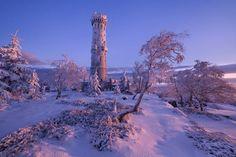 Photo: Winter Tower by Daniel Rericha: https://goo.gl/NndMmM #winter #travel