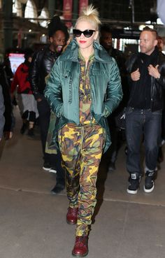 People : mission camouflage