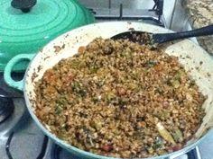 Carne de soja by Persefone Loki