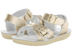 Salt Water Sandal by Hoy Shoes Sun-San - Sweetheart (Toddler/Little Kid) Red - Zappos.com Free Shipping BOTH Ways