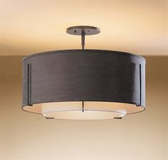 Dark Smoke finish with Eclipse outer and Natural Linen inner shade. from Lighting Universe which is now ATG Stores which is part of Lowes.  Can order any finish or shade color at a discount