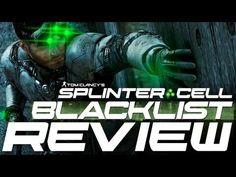 Splinter Cell Blacklist Reviews dal Web - Ci siamo, il giorno del giudizio per il nuovo Splinter Cell Blacklist e arivato, e le migliori testate del web lanciano il loro giudizio sul ritorno di Sam Fisher. Un giudizio niente male dai voti che emergono, forse anche troppo buoni oppure il buon vecchio Sam, sembra aver trovato il modo di... - http://www.thegameover.eu/splinter-cell-blacklist-reviews-dal-web/