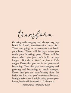 Growth Quotes Change Quotes Inspiring Poetry Change Your Life Job Career Relationships Hope Motivacional Quotes, Wisdom Quotes, Words Quotes, Sayings, New Job Quotes, Qoutes, Career Quotes, Poetry Quotes, Famous Quotes