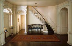 Miniature New Hampshire Entrance Hall, 1799