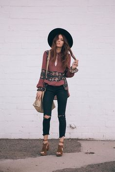 ╰☆╮Boho chic bohemian boho style hippy hippie chic bohème vibe gypsy fashion indie folk the . ╰☆╮ ╰☆╮Boho chic bohemian boho style hippy hippie chic bohème vibe gypsy fashion indie folk the . Mode Indie, Mode Hipster, Mode Boho, Indie Outfits, Boho Outfits, Summer Outfits, Summer Clothes, Summer Wear, Winter Outfits