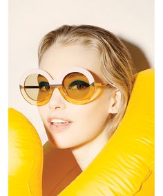 e11a87c3d359 Karen Walker Resort 2015 Eyewear Collection The designs are inspired by the  paintings of David Hockney