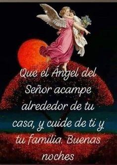 Night Prayer, God Prayer, Good Night Blessings, Morning Quotes, Prayers, Christmas Ornaments, Holiday Decor, Rose, San Pablo