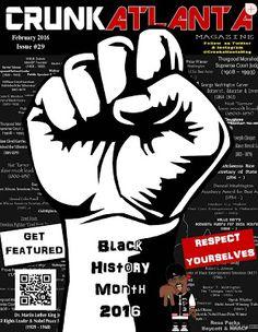 WorldStar Promo- Memes-Songs and Music Videos: Black History Month - Crunkatlanta Magazine 2016