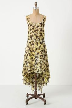 Butterfly Petals Dress by Anthropologie
