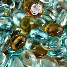 Looking for something unique; We have taken the most popular colors and created these exclusive blends of fire glass beads. These Fire Glass Blends are combinations of two to three types of colored fire Fire Pit Fuel, Fire Pit Grate, Steel Fire Pit, Fire Pit Glass Beads, Glass Rocks, Fire Glass, Fire Pit Accessories, Fireplace Accessories, Fire Pit Lava Rocks