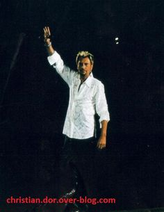johnny hallyday stade de france 1998