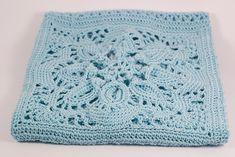 Puritan Bedspread #4507 by Cecilia Vanek, free pattern.