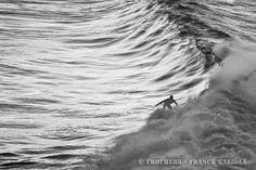 winter swell @ Bondi Beach