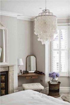 Idée déco chambre adulte : 100 suggestions en blanc   Chambre ...