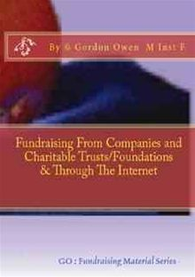 p 	Guide and reference to fundraising techniques, things to consider, and contacts for new, small, and emerging Groups/ Organisations in the Charity Section seeking to improve their engagement with…  read more at Kobo.