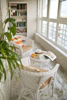 Как обустроить балкон: советы на реальном примере