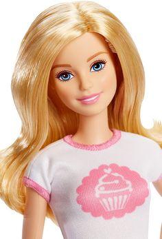 Barbie fashionistas sassy shops for makeup doll 21