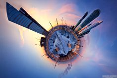 Planet Moscow by Sergey Alimov on 500px